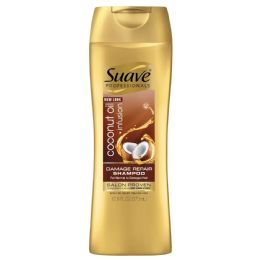 6 Units of Suave Shampoo 12.6 Oz Coconut Infusion Damage Repair - Shampoo & Conditioner