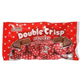 24 Units of DOUBLE CRISP HEARTS 4.5 OZ - Valentines