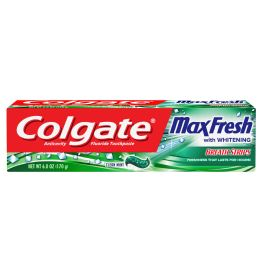 24 Units of Colgate 8 Oz T/paste Sparking White Mint - Toothbrushes and Toothpaste