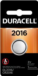 36 Units of Duracell Lithium Coin 2016-1 - Batteries