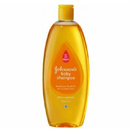 12 Units of Jandj Baby Shampoo 750ml Gold - Shampoo & Conditioner