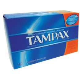 48 Units of Tampax 10ct Super Plus - Personal Care Items