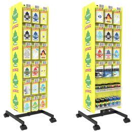 LITTLE TREE 302 PCS FLOOR DISPLAY SPINNER RACK - Air Fresheners