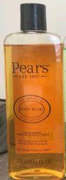 12 Units of PEARS AMBER BODYWASH 250ML/8.41 OZ ORIGINAL - Soap & Body Wash
