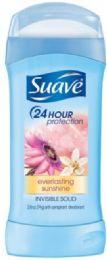 12 Units of SUAVE-half I/S 2.6 OZ EVERLASTING SHUSHINE - Deodorant