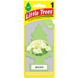 24 Units of Little Tree Jasmin Car Freshener Yellow 1's - Air Fresheners