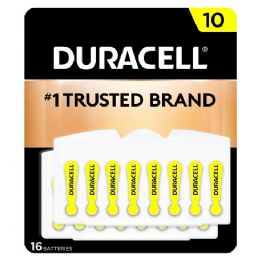 36 Units of Duracell Hearing Aid 10 - Batteries