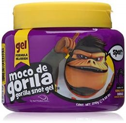 12 Units of Moco De Gorila 9.5 Oz Purple Hair Gel - Hair Products