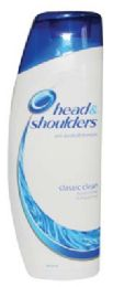 6 Units of Hands 200 Ml Classic Clean Shampoo 7 oz - Shampoo & Conditioner