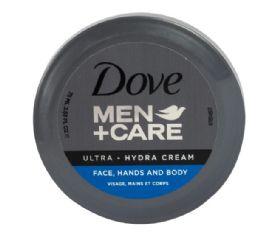 48 Units of DOVE MEN CARE 75 ML CREAM HYDRATE MOISTURISER 2.5 OZ - Skin Care