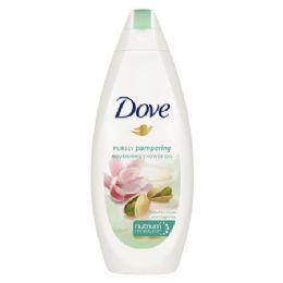 12 Units of DOVE BODYWASH 500 ML GO FRESH PISTACHIO 16.9 OZ - Soap & Body Wash