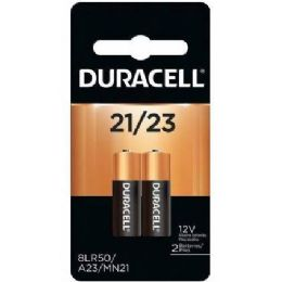 36 Units of DURACELL CT ALKALINE 21-1 - Batteries
