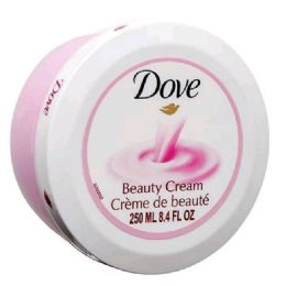 24 Units of Dove 250 Ml Pink Beauty Face Cream 8.45 oz - Skin Care