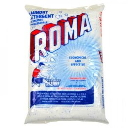 36 Units of Roma 1 Lb Laundry Powder Detergent - Laundry Detergent