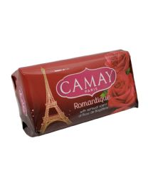 48 Units of CAMAY BAR SOAP 80 G ROMANTIC - Soap & Body Wash