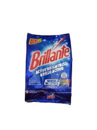 12 Units of Brillante Laundry Powder 1 Kg Detergent - Laundry Detergent