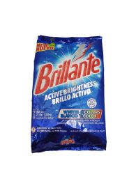 18 Units of Brillante Laundry Powder 550 G Detergent - Laundry Detergent