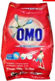 36 Units of Omo 400 Gm Powder Laundry Detergent Ultra Clean - Laundry Detergent