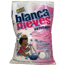 18 Units of Blanca Nives 2 Lbs Laundry Detergent Powder - Laundry Detergent