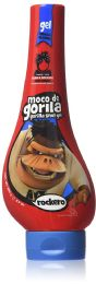 12 Units of MOCO DE GORILA 11.99 OZ RED HAIR GEL - Hair Products