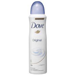 12 Units of Dove Spray 150 Ml Original 12pk - Deodorant