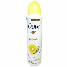 6 Units of Dove Spray 250 Ml Graperfruit - Deodorant