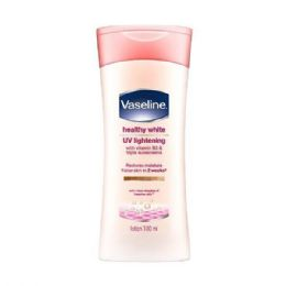 36 Units of VASELINE 100 ML LOTION HEALTHY WHITE - Skin Care