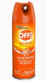 12 Units of Off Insect Repellant All Family 6 Oz/170 G - Bug Repellants