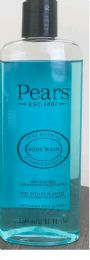 12 Units of PEARS BLUE BODYWASH 8.41 OZ MINT EXTRACT - Soap & Body Wash
