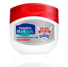 24 Units of VASELINE 50ML GERM SAFE PURE PETROLEUM JELLY - Skin Care