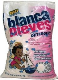 36 Units of BLANCA NIVES 1 LBS LAUNDRY DETERGENT POWDER - Laundry Detergent