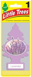24 Units of Little Tree Lavender Car Freshener 1's - Air Fresheners