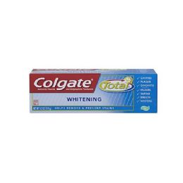 24 Units of COLGATE 4.2 OZ T/PAST TOTAL WHITENING GEL - Toothbrushes and Toothpaste