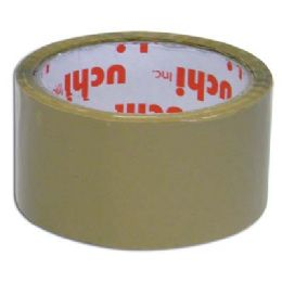 36 Units of Tape It Packing Tape Tan 2x55 Y - Tape