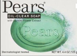 48 Units of PEARS GREEN BAR SOAP 4.4oz (125 GR ) - Soap & Body Wash