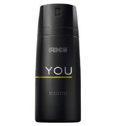 6 Units of AXE SPRAY 150 ML YOU POLARIS 6/PK - Deodorant