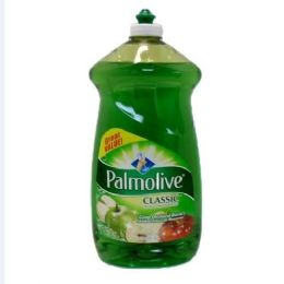 6 Units of Palmolive Dish Liq 52 Oz Orchard Burst (apple Pear) - Cleaning Products