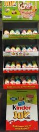 120 Units of Kinder Joy Easter Floor Display - Easter