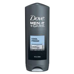 12 Units of Dove Bodywash 400 Ml Active Fresh Men - Soap & Body Wash