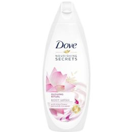 12 Units of DOVE BODYWASH 500 ML GLOWING RITUAL - Soap & Body Wash