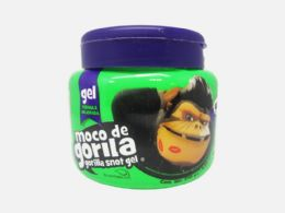 12 Units of Moco De Gorila 9.5 Oz Green Hair Gel - Hair Products
