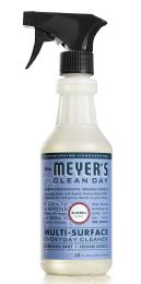 6 Units of MRS MEYER'S MULTISURFACE CLEANER 16OZ BLUEBELL ** 5 CASES MIN** - Store