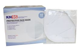24000 Units of KN95 MASK IN BOX 40PK (INNER BAG 10 X 4) - Face Mask