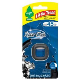 24 Units of Little Tree Vent New Car Scent Liquid - Air Fresheners