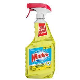 8 Units of WINDEX MULTI-SURFACE CITRUS 26OZ CITRUS - Store