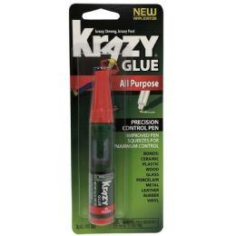 48 Units of KRAZY GLUE ALL PURPOSE PRECISION CONTROL PEN 0.105 OZ - Pens