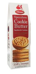 24 Units of Minuet Speculoos Cookies Butter Sandwich Cookies 80 G(2.82 Oz) - Food & Beverage