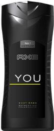 12 Units of Axe Bodywash 250 Ml/8.5 Oz You - Store