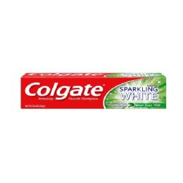 40 Units of COLGATE 8 OZ T/P CAVITY PROTECTION  MUST BE BROKEN  - Store