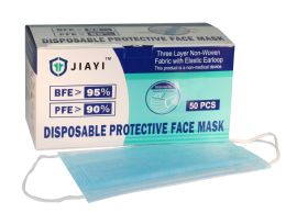 40000 Units of DISPOSABLE FACE MASK 50 CT38645 - Store